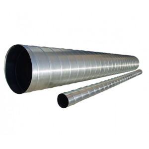 Conductă de aer (Spiro) Ø 315 - 1 М, Din oțel zincat